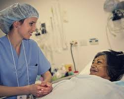 recovery room nurse the lovely lady with the heart of gold