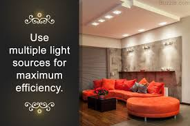 expert tips to choose the perfect lighting for your living room