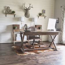 remodelaholic rustic modern home office design inspiration u0026 tips