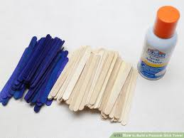 build a how to build a popsicle stick tower 14 steps with pictures