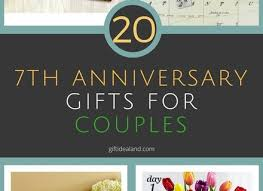 7th anniversary gifts for him 8 ideas for 7th wedding anniversary gift 70 wool 7th anniversary