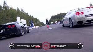nissan gtr vs corvette z06 chevrolet corvette z06 vs nissan gt r