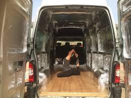 building the van floor great big scary world