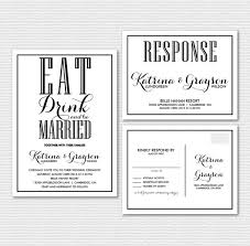 eat drink and be married invitations eat drink and be married invitations eat drink and be married