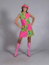60s vintage pink go go dress 60s 70s zipper front low cut