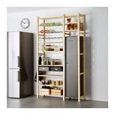 ivar pantry pantry kitchen cabinets appliances ikea