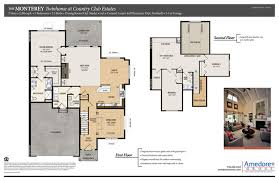 Twin Home Floor Plans New Townhomes For Sale In Voorheesville Ny Monterey Twinhome At