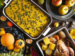 not sure how much food to prepare for thanksgiving try this food