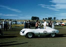 jaguar d type pedal car mount druitt motor racing circuit primotipo