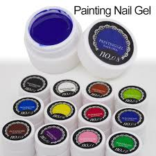 wholesale gel nail paint polish draw painting colors uv bio gel