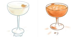 lemon drop martini clip art nyc u0027s best holiday cocktails illustrated cool hunting