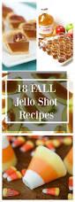 jello shots to make for fall
