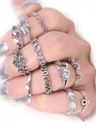bracelet ring silver images Rings for women vintage and cute rings fashion online shopping jpg