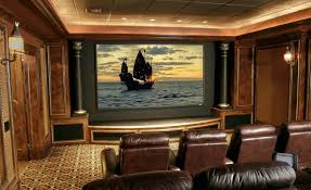 living room amazing living room and home theatre in sport theme