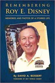Sié E Social Disneyland Remembering Roy E Disney Memories And Photos Of A Storied