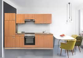 buche küche respekta küche küchenzeile einbauküche küchenblock 270 cm buche