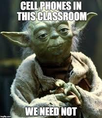 Classroom Memes - star wars yoda meme imgflip