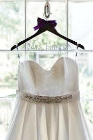 wedding dress hanger wedding hangers for your wedding dress chic stylish weddings