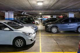 Car Park by Case Study T5 Fluorescent Batten Retrofit For Shopping Centre Car