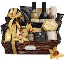 candle gift baskets the angel from above sympathy gift basket gourmet gift basket