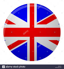 England Flag Colors United Kingdom Of Great Britain Flag Icon Flat Flag Icon Or