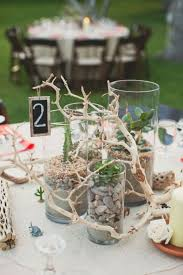 wedding tables beach bridal shower table decorations beach