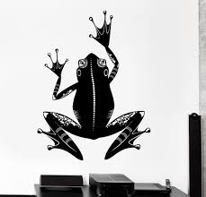 compare prices on frog wall stickers online shopping buy low frog symbol animal ornament mural vinyl decal kids bedroom wall stickers nursery wallpaper removable pvc home