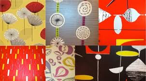 Midcentury Modern Wallpaper - terrific mid century modern design elements 76 in house interiors