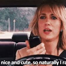 Kristen Wiig Memes - kristen wiig meets a nice cute sweet guy in bridesmaids gif