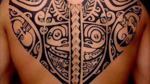 polynesian tribal back tattoo great tattoos wallpaper polynesian