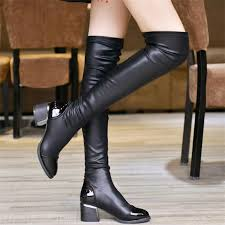 s knee high leather boots on sale buy 1 get 1 free for cheap boots boots and more boots buy quality boot glove directly