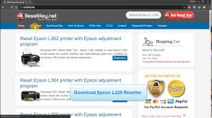 epson printer l220 resetter free download reset epson l220 printer epson l220 resetter adjustment program