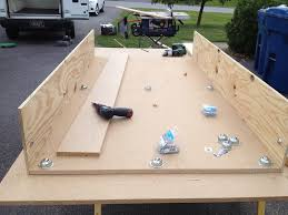 Heavy Duty Diy Bed Youtube by Best 25 Truck Bed Organizer Ideas On Pinterest Diy 4x4 Storage