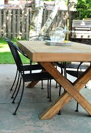 umbrella stand table base patio table base gorgeous picnic table base outdoor table with x leg