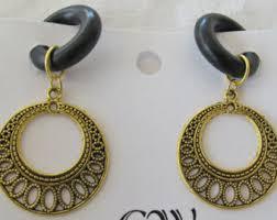non metal earrings non metal earring etsy