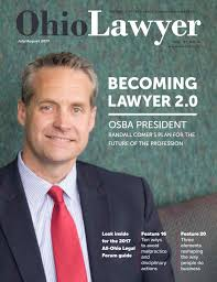 ohio lawyer july august 2017 issue by ohio state bar association