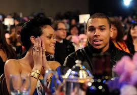 did chris brown tattoo rihanna u0027s face on his neck ny daily news