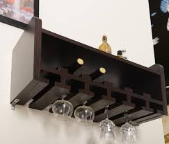 awesome wine glass shelves wall mount 71 about remodel sears wall