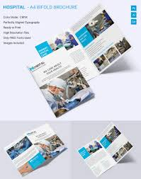 free templates for hotel brochures medical brochure template â 39 free psd ai vector eps indesign