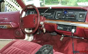 1998 Crown Victoria Interior 1991 Ford Crown Victoria Ltd Interior Picture Supermotors Net