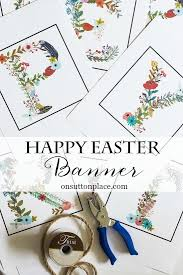 Amazon Prime Easter Decorations by 115 Best Spring And Easter Decorations Images On Pinterest