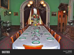 grand dining room at werribee mansion stock photo u0026 stock images