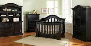 Nursery Crib Furniture Sets Ba Nursery Decor Cosca Ba Boy Nursery Furniture Classic Black For