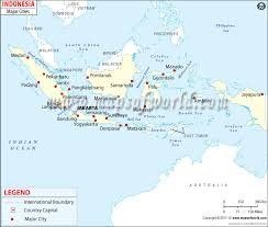 cities map cities in indonesia map of indonesia cities