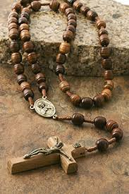 wooden rosary wood rosaries wholesale iconeum llc