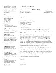 Resume Cover Letter Closing Professional Resume Cover Letter Samplesprofessional Resume Cover