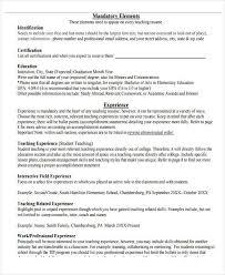 list of resume skills for teachers 20 teacher resume templates pdf doc free premium templates