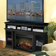fireplace tv console altra furniture carson fireplace tv