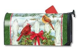 winter magnetic mailbox covers mailwraps complete collection