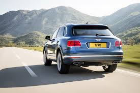 suv bentley 2016 new bentley bentayga diesel meet the world u0027s brawniest derviest